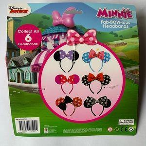 Disney Accessories - Disney Minnie Head band